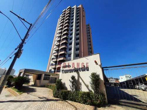 Apartamento, código 2464 em Amparo, bairro Centro