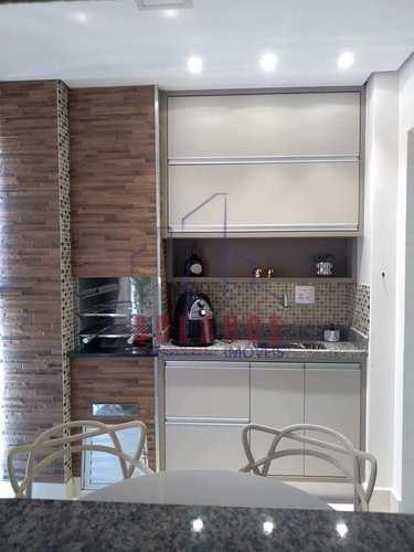 Apartamento, código 2467 em Amparo, bairro Jardim Camandocaia
