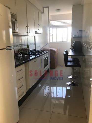Apartamento, código 2532 em Amparo, bairro Parque Cecap