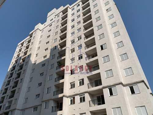Apartamento, código 2566 em Amparo, bairro Jardim Camandocaia