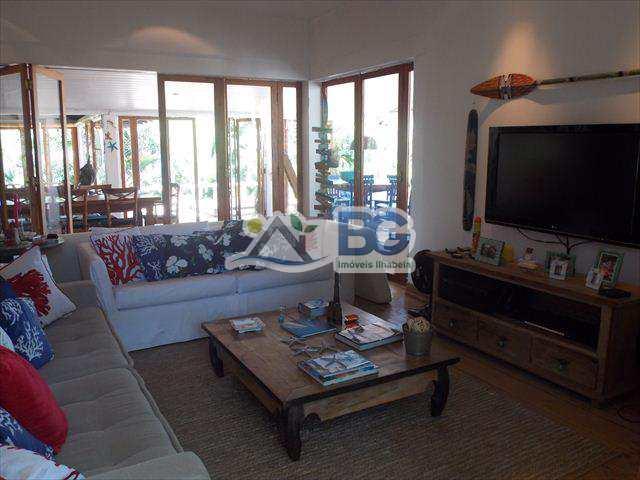 Casa em Ilhabela, bairro Praia da Feiticeira
