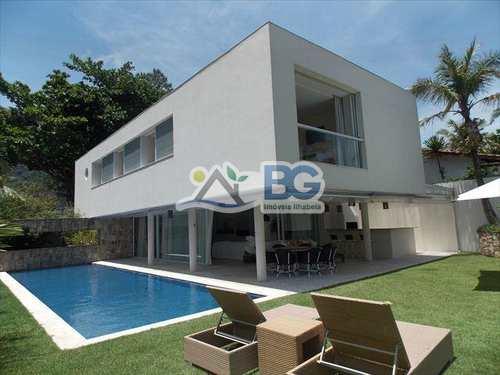 Casa de Condomínio, código 289 em São Sebastião, bairro Maresias