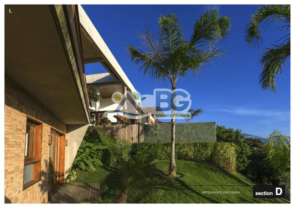 Casa de Condomínio em Ilhabela, bairro Arrozal