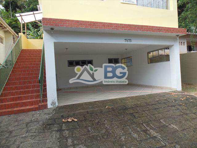 Sobrado em Ilhabela, bairro Curral