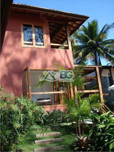 Sobrado de Condomínio, código 204 em Ilhabela, bairro Feiticeira