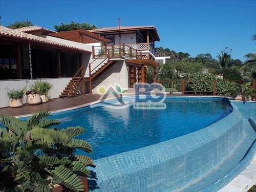 Casa de Condomínio, código 186 em Ilhabela, bairro Ponta da Sela
