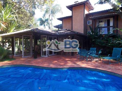 Casa de Condomínio, código 154 em Ilhabela, bairro Engenho D'água