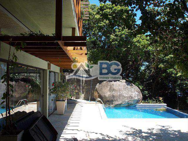 Casa de Condomínio em Ilhabela, bairro Ponta da Sela