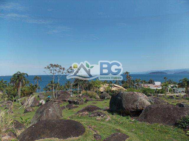 Terreno em Ilhabela, no bairro Ponta da Sela