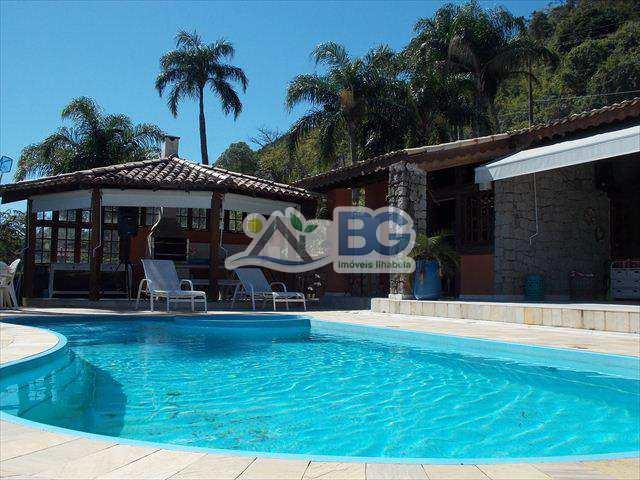 Casa em Ilhabela, no bairro Ponta das Canas