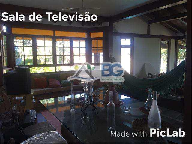 Casa de Condomínio em Ilhabela, no bairro Piúva