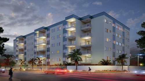Apartamento, código 2893 em Bertioga, bairro Indaiá