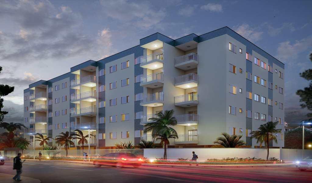 Apartamento em Bertioga, bairro Indaiá