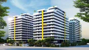 Apartamento, código 2197 em Bertioga, bairro Indaiá