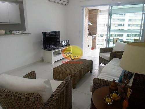 Apartamento, código 2105 em Bertioga, bairro Riviera de São Lourenço