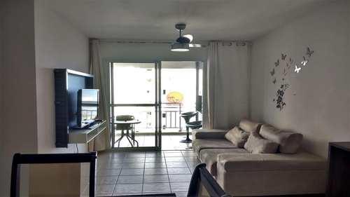Apartamento, código 2067 em Bertioga, bairro Centro