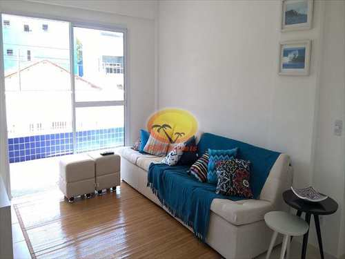 Apartamento, código 1982 em Bertioga, bairro Indaiá