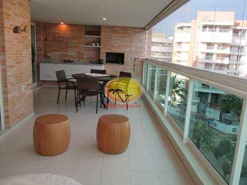 Apartamento, código 1909 em Bertioga, bairro Riviera de São Lourenço
