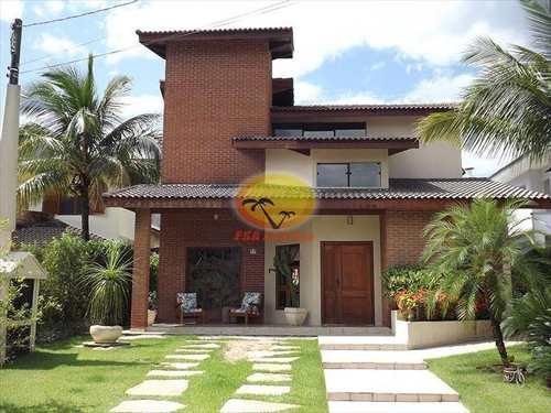 Casa de Condomínio, código 1895 em Bertioga, bairro Hanga Roa