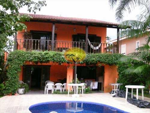 Casa de Condomínio, código 996 em Bertioga, bairro Maitinga