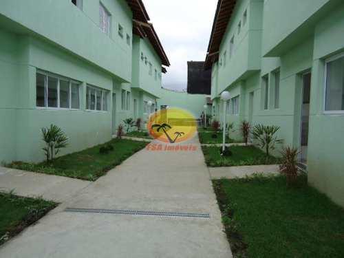 Casa de Vila, código 812 em Bertioga, bairro Maitinga