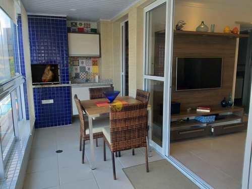 Apartamento, código 3121 em Bertioga, bairro Maitinga