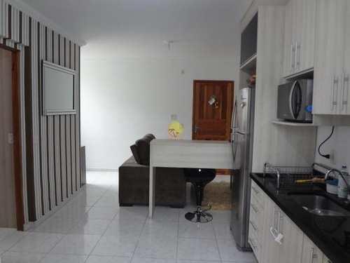Apartamento, código 3264 em Bertioga, bairro Jardim Vicente Carvalho