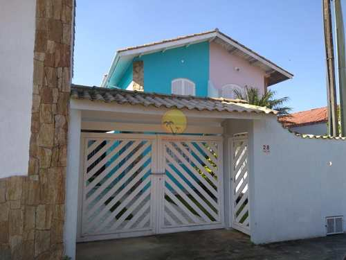 Casa, código 3327 em Bertioga, bairro Indaiá