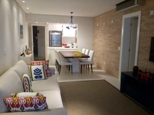 Apartamento, código 3381 em Bertioga, bairro Riviera de São Lourenço