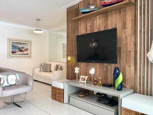 Apartamento, código 3427 em Bertioga, bairro Riviera de São Lourenço