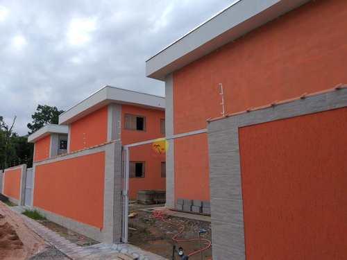 Casa de Vila, código 3578 em Bertioga, bairro Indaiá