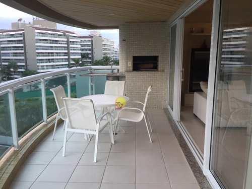 Apartamento, código 3599 em Bertioga, bairro Riviera de São Lourenço