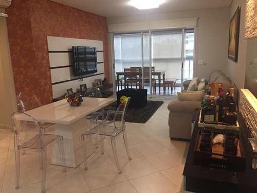 Apartamento, código 3625 em Bertioga, bairro Riviera de São Lourenço