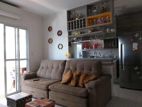 Apartamento, código 3668 em Bertioga, bairro Indaiá