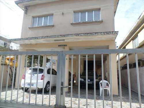Apartamento, código 2129 em São Vicente, bairro Vila Valença
