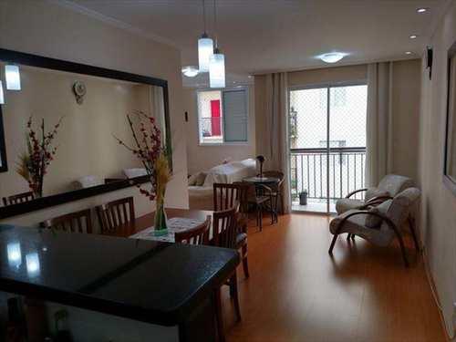 Apartamento, código 723 em São Paulo, bairro Vila Mendes