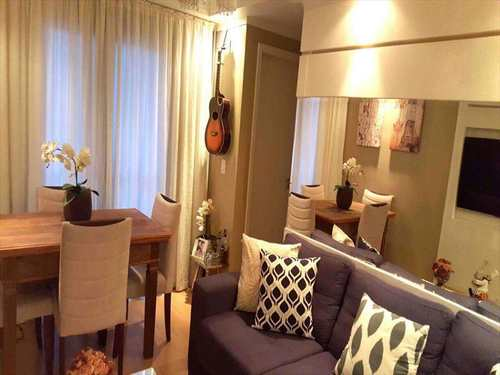 Apartamento, código 628 em São Paulo, bairro Vila Ema