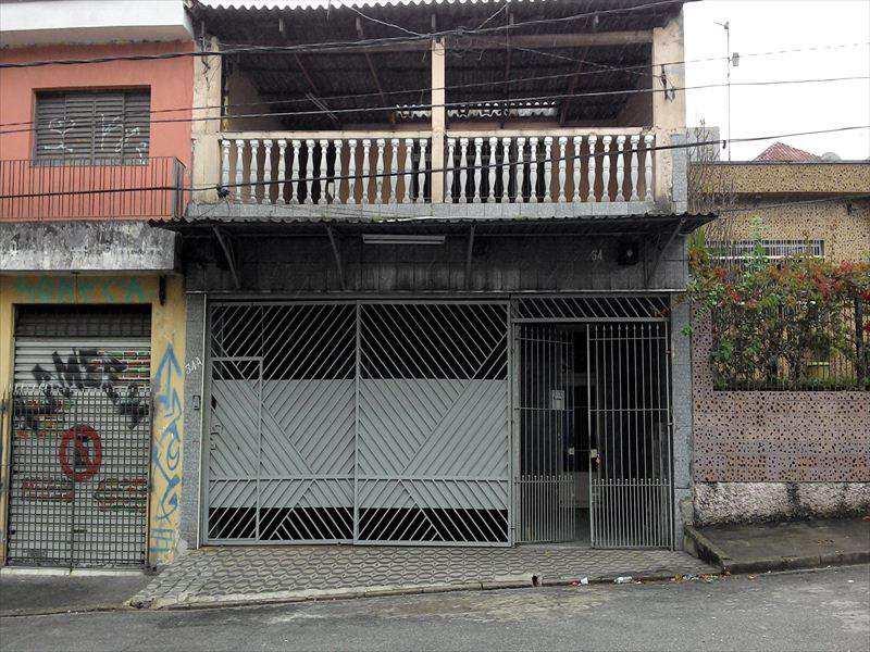 Sobrado em São Paulo, no bairro Jardim das Rosas (Zona Leste)