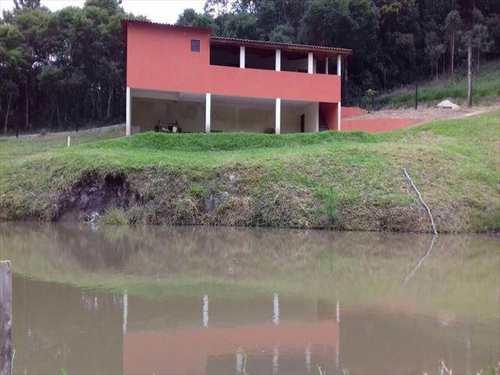 Casa, código 866 em Itapecerica da Serra, bairro Potuverá