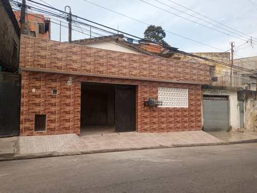 Casa, código 863 em Itapecerica da Serra, bairro Jardim Virgínia