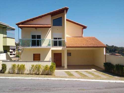 Casa de Condomínio, código 708 em Itapecerica da Serra, bairro Parque Delfim Verde