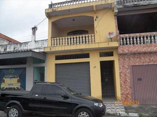 Sobrado, código 653 em Itapecerica da Serra, bairro Jardim Santa Júlia