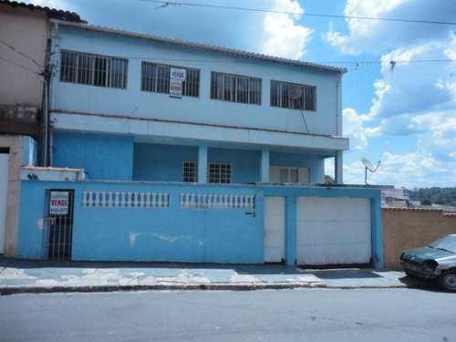 Sobrado, código 497 em Itapecerica da Serra, bairro Jardim Virgínia