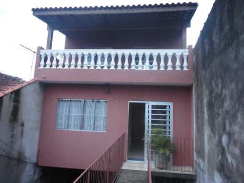 Casa, código 421 em Itapecerica da Serra, bairro Jardim Nisalves