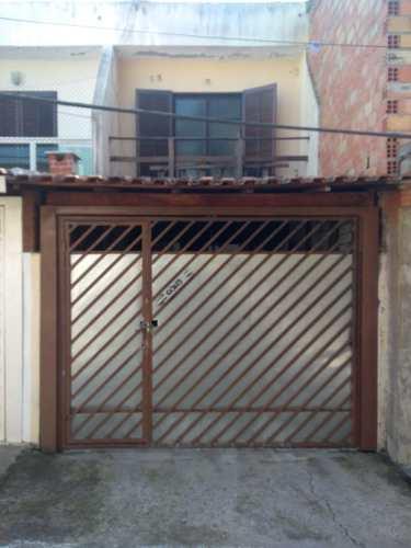 Sobrado, código 220 em Itapecerica da Serra, bairro Parque Paraíso