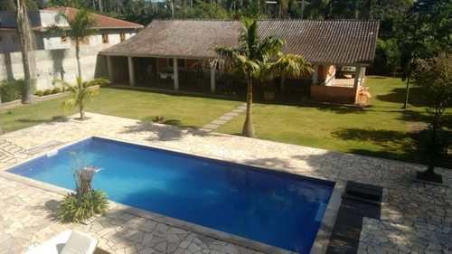 Casa, código 1090 em Itapecerica da Serra, bairro Itaquaciara