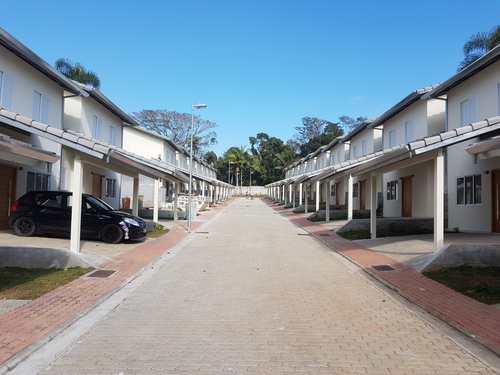Casa de Condomínio, código 1097 em Embu-Guaçu, bairro Centro