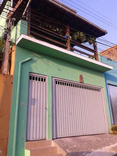 Sobrado, código 1244 em Itapecerica da Serra, bairro Parque Paraíso