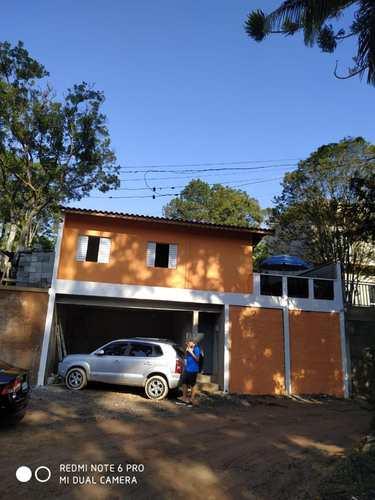 Casa, código 1322 em Itapecerica da Serra, bairro Chácara Vista Alegre