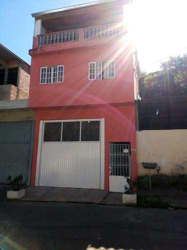 Sobrado, código 1392 em Itapecerica da Serra, bairro Vila João Montesano
